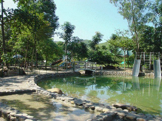 Quang Hanh hot spring - Quang Ninh