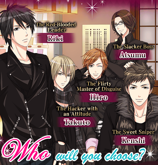 otome otaku girl: love letter from thief x - main page