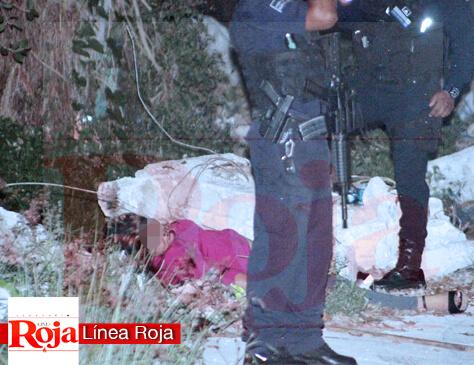 Asesinan a una mujer en la colonia Ejido de Playa del Carmen