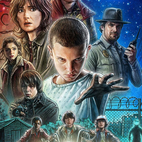 Wallpapers Stranger Things | Blog Mente Viajante