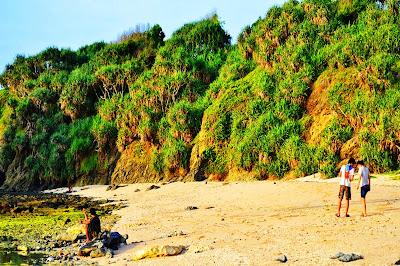 Rute Pantai Jungwok