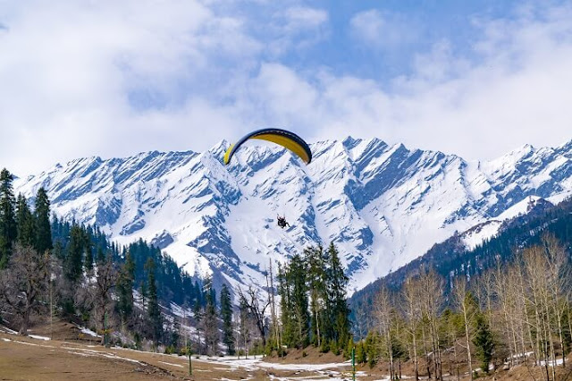 Top 6 Places to Visit in Manali