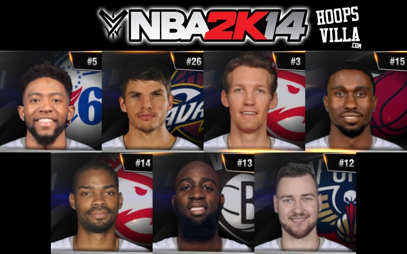 NBA 2k14 Roster update - January 21, 2017 - Trades and Transactions - HoopsVilla