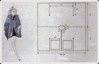 Pratik Kumaş Panço Yapımı, Dikişsiz