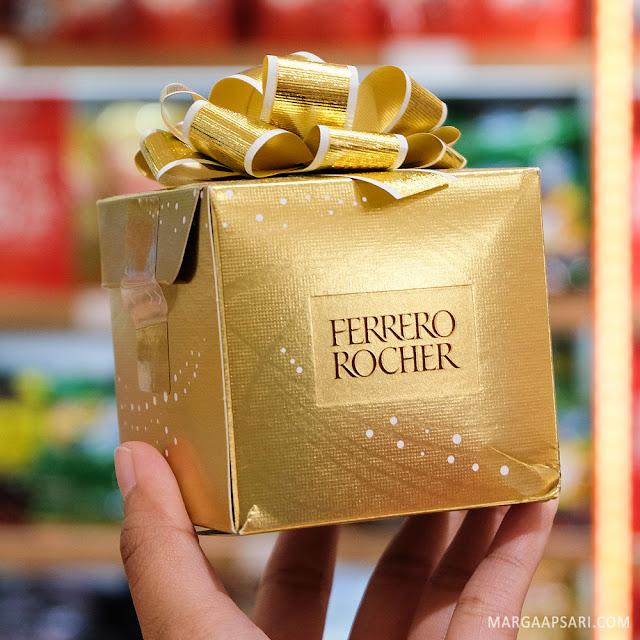 Ferrero Rocher di The Cocoa Trees, Changi Airport