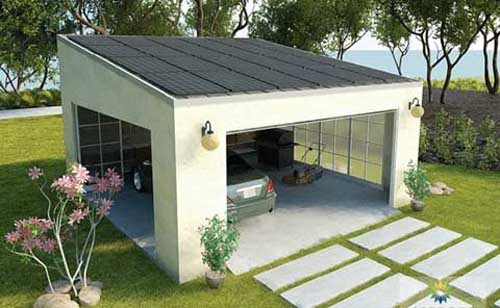 Carport Design Ideas To Beautify Facade and Bungalow | Living ...