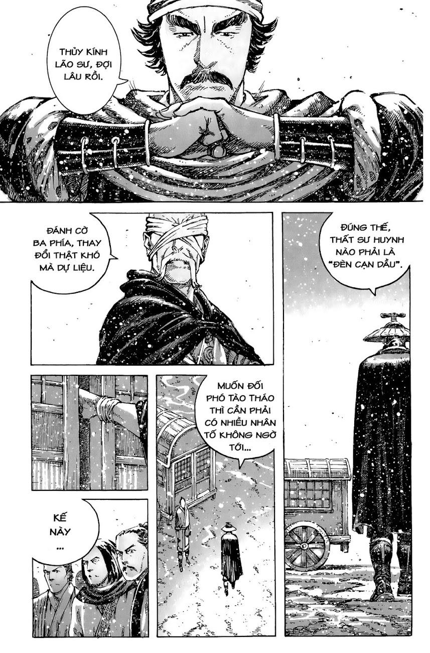 Hỏa phụng liêu nguyên Chương 421: Bộ bộ kinh tâm [Remake] trang 21