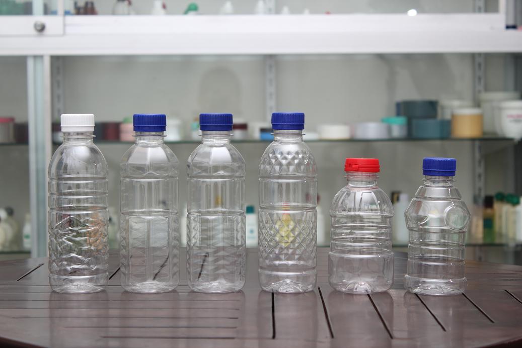 KOTA WISATA pabrik botol plastik
