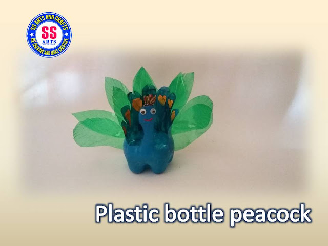Here is plastic bottle crafts,plastic bottle lamp,plastic bottle kids crafts,plastic bottle show pieces,plastic bottle pets making,plastic bottle kids toys making,How to make plastic bottle peacock holder show piece