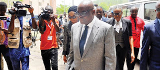 Code Of Conduct Tribunal Convicts CJN Walter Onnoghen