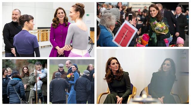 Stylizacja miesiąca - styczeń (księżna Kate)