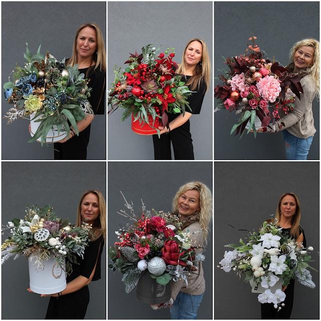 Flowerboxy zimowe Deluxe