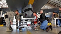 Northrop Grumman vượt qua giai đoạn phát triển của hệ thống phòng thủ trên KC-135