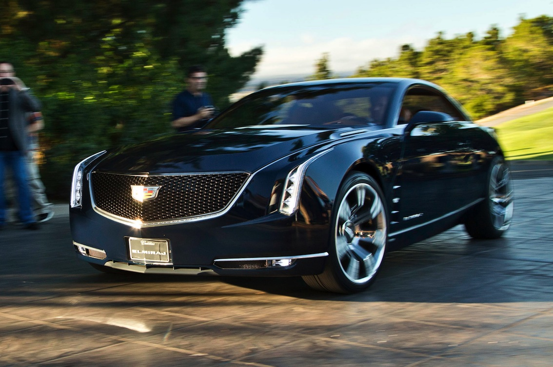 FAB WHEELS DIGEST (F.W.D.): 2013 Cadillac Elmiraj Concept