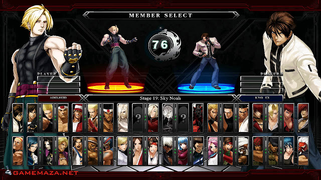 The-King-Of-Fighters-XIII-Free-Download