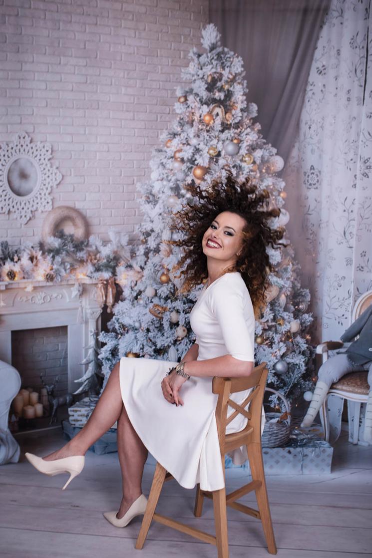 Studio fotograficzne Fotobalans Rumia sesja świąteczna