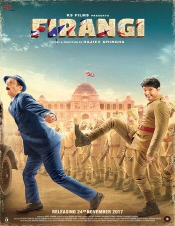 Firangi (2017) Hindi 720p HDTV x264 1.2GB Movie Download
