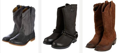 Botas para mujer en oferta, color gis, negras o marrones