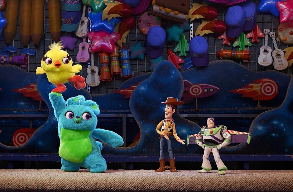 """Segundo teaser trailer de """"Toy Story 4"""" revela novos personagens"""