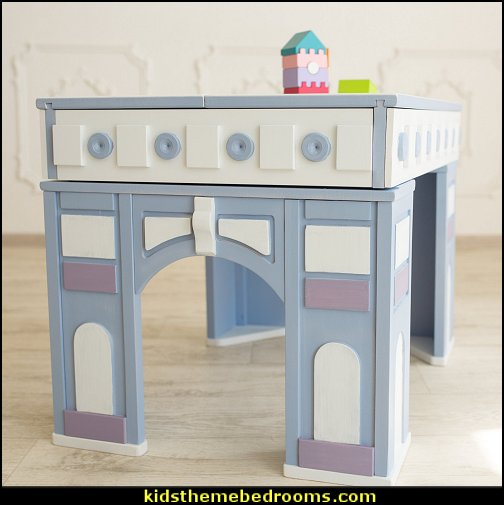 The Arch of Triumph table Paris France furniture Collection kids rooms baby nursery furniture