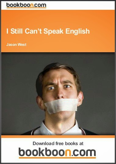 I Still Can't Speak English By Jason West