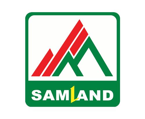 Logo samland