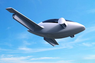 Soon You'll Be Able To GoTto Work In A Flying Taxi