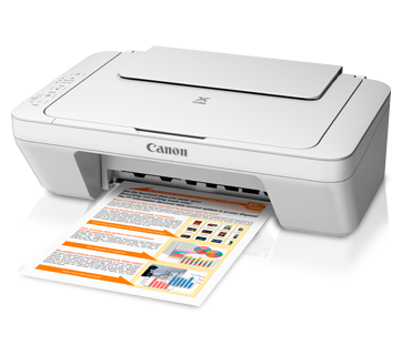 Download Canon PIXMA MG2570 Inkjet Printer Driver and guide how to install