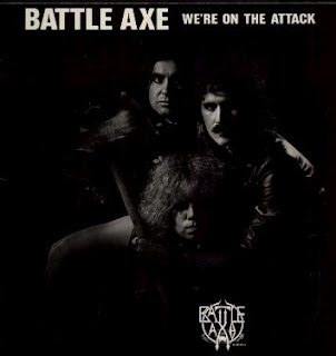 "Battle Axe - ""We're on the Attack"" (album)"