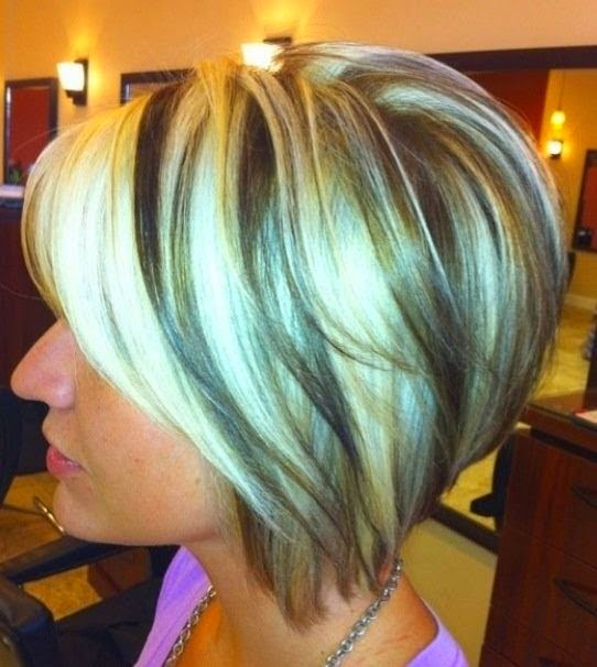 Inverted Bob Hairstyle Inverted bob}