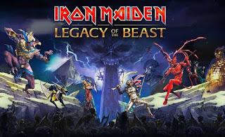 Iron Maiden para smartphones, título de rol para móviles