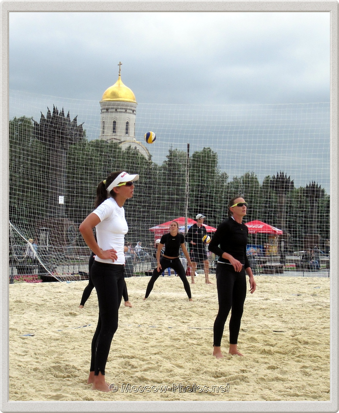 Marta Menegatti & Greta Cicolari at Grand Slam Moscow 2012