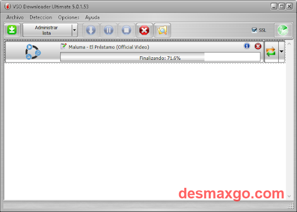 VSO Downloader 5 Full Crack Cap 2