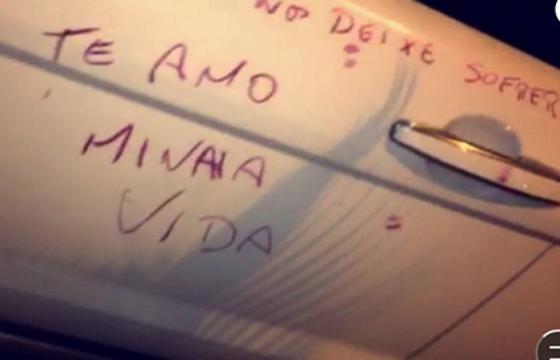 Anitta realmente teve veículo rabiscado ou ...