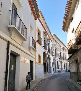Casas nobles de Cehegín.