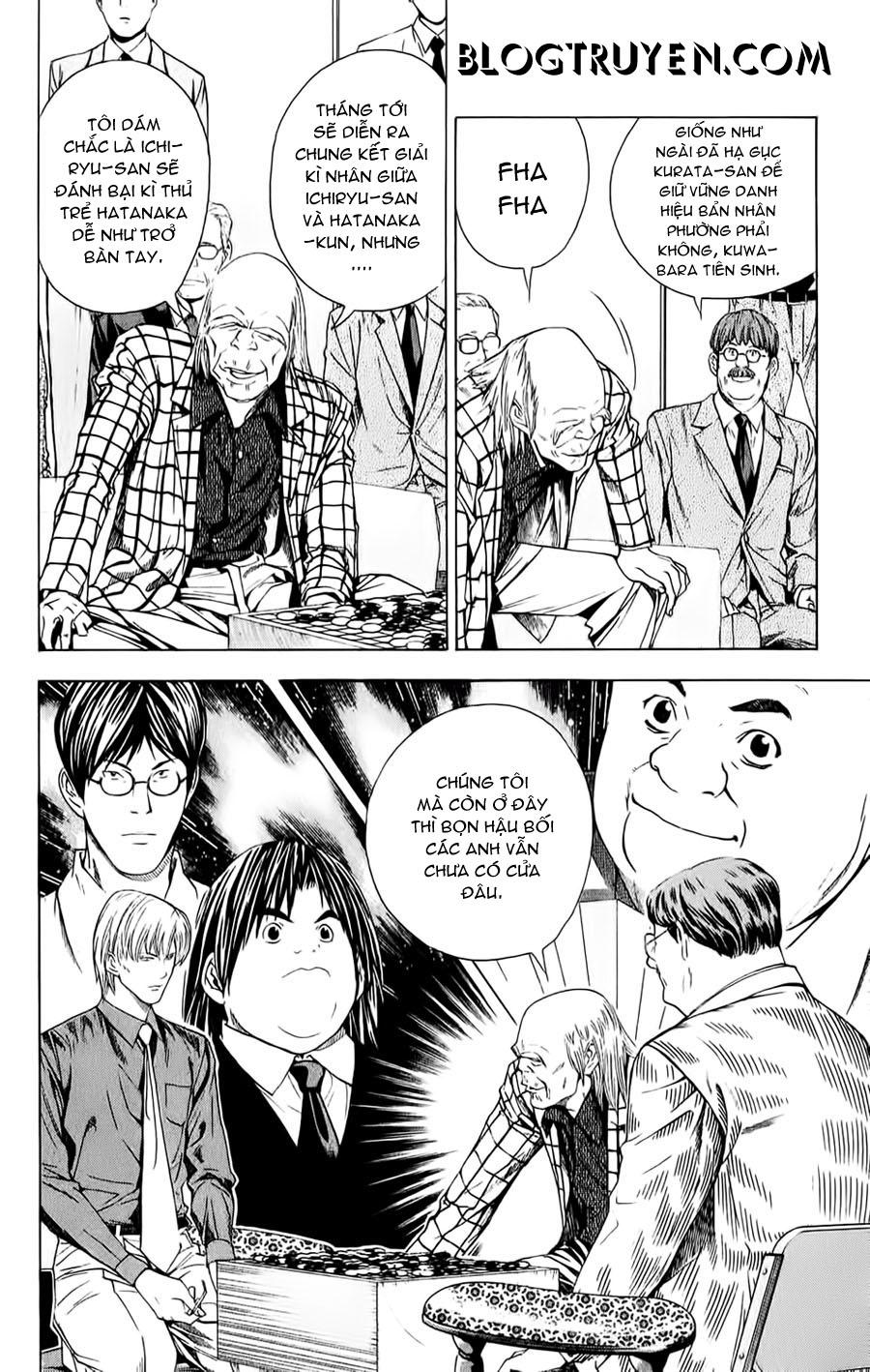 Hikaru No Go hikaru no go chap 143 trang 7
