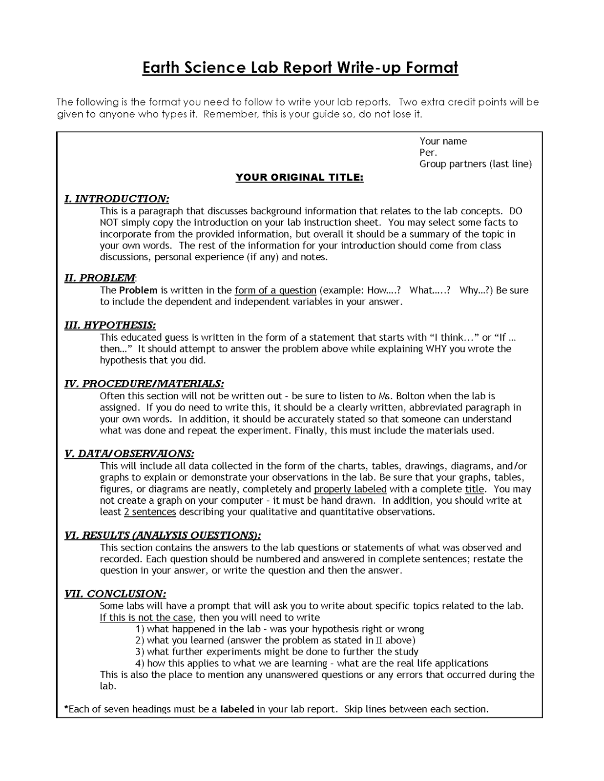 lab report format physics university cover letter examples and lab report format physics university lab report writing best way to write it is to buy