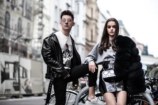 STREET FASHION 101: TRENDing in Vienna
