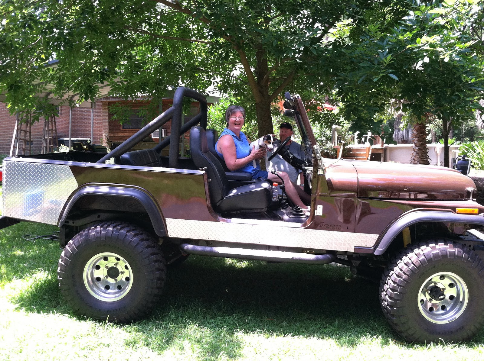 Jeep scrambler hard top for sale