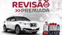 Promoção Revisão Premiada Nissan 2017 revisaopremiadanissan.com.br