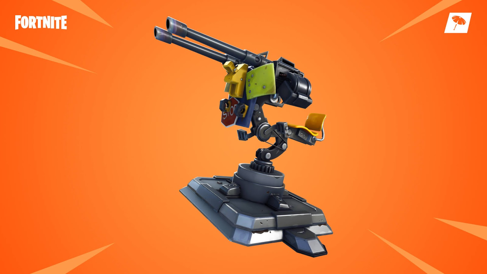 Fortnite Patch Notes Update 6.30 Food Fight LTM, Mounted Turret, Glider Change