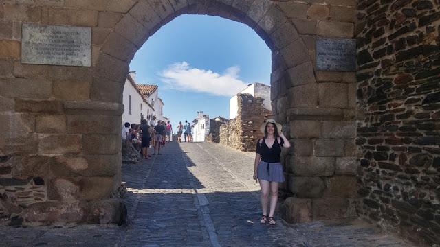 Porta da Alcoba em Monsaraz