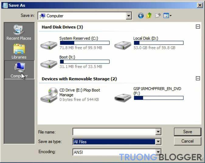 Máy tính không nhận USB sau khi cài Windows và cách khắc phục thành công