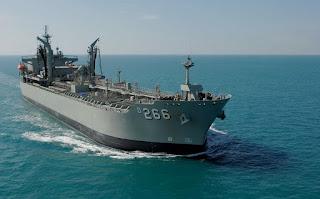 HMAS Sirius O 266