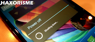Mematikan Smartphone