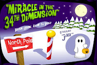 Join this #TrickOrTreater as he journeys into a #Christmas dimension! #HalloweenGames #ChristmasGames