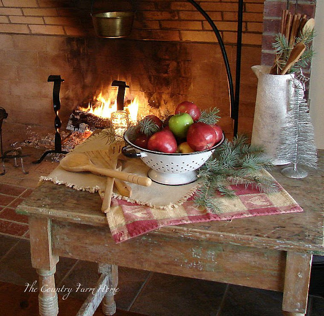 Warm Cozy Home: The Country Farm Home: Warm And Cozy