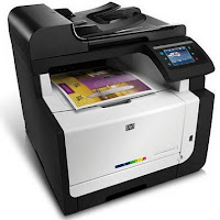 fnw Multifunction Printer that offers a lot of advantages HP Laserjet Pro CM1415fnw Color MFP Pinter Driver Download
