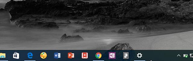 taskbar windows 10
