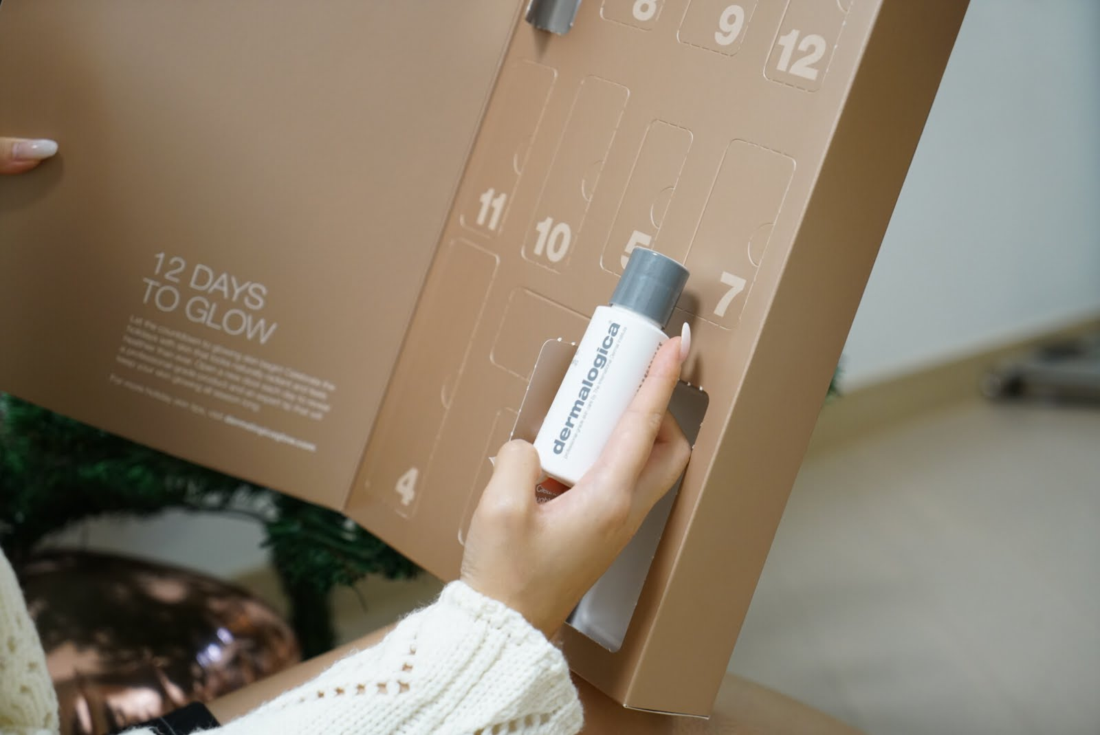 聖誕倒數月曆丨Dermalogica 12 Days To Glow Advent Calendar